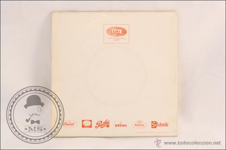 Discos de vinilo: Single/EP - Rareza - Disco Inauguración Fábrica de EMI en El Prat Llobregat. 1915-1969 - 1969 - Foto 4 - 41892748