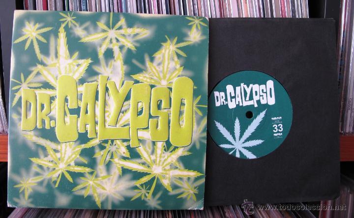 DR. CALYPSO - EP VINILO 1995 REGGAE SKA (Música - Discos de Vinilo - EPs - Reggae - Ska)