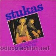 Discos de vinilo: STUKAS NO ME SALPIQUES/PONTE TACONES (S.F.A. 1982). Lote 41909949