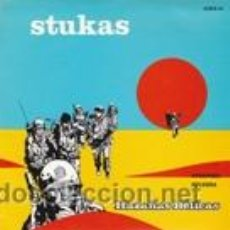 Discos de vinilo: STUKAS ATRAPADO/PÓLVORA (S.F.A. 1981). Lote 41910038