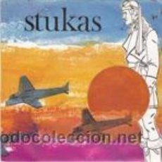 Discos de vinilo: STUKAS HANG ON SLOOPY/SURFING EN EL NALÓN (S.F.A. 1987). Lote 41910791