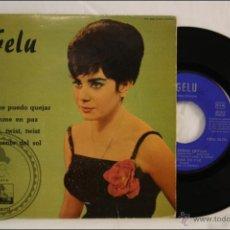 Discos de vinilo: SINGLE / EP VINILO - GELU - NO ME PUEDO QUEJAR - EDITA LA VOZ DE SU AMO - 1962 - ESPAÑA. Lote 41942046