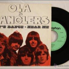 Discos de vinilo: SINGLE VINILO - 45 RPM - OLA & THE JANGLERS - LET'S DANCE - EDITA DISCOPHON - 1969 - ESPAÑA. Lote 41944558