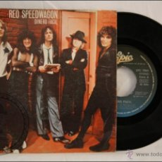 Discos de vinilo: SINGLE VINILO - 45 RPM - REO SPEEDWAGON - DINERO FÁCIL - EDITA EPIC - 1979 - ESPAÑA. Lote 41946340