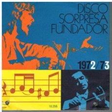 Discos de vinilo: LOS PAYOS - NO TENGO TIEMPO / LA PAZ, EL CIELO Y LAS ESTRELLAS, ETC - FUNDADOR 10256 - EP 1972. Lote 41970345