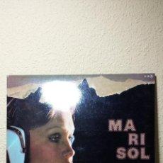 Discos de vinilo: LP. HABLAME DEL MAR MARINERO. MARISOL. Lote 41975240