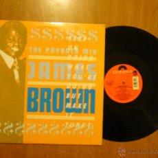 Discos de vinilo: JAMES BROWN - THE PAYBACK MIX - LP. Lote 42031668