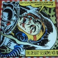Discos de vinilo: EP. THE DESERT SESSIONS - VOL III 4 TEMAS . Lote 42031981