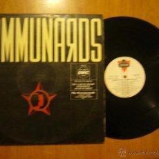 Discos de vinilo: COMMUNARDS - LP. Lote 42033235