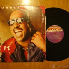 Discos de vinilo: STEVIE WONDER AND MICHAEL JACKSON - GET IT - LP. Lote 42033493