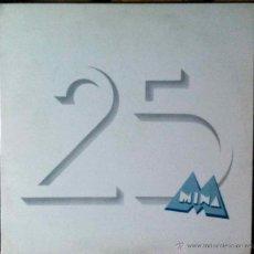 Discos de vinilo: MINA 25 - DOBLE LP ITALIA, 2 LP'S. Lote 42035049