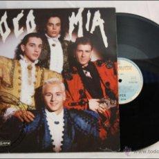 Discos de vinilo: MAXI SINGLE VINILO - LOCO MÍA - LOCO MÍA - EDITA HISPAVOX - 1989 - ESPAÑA. Lote 42047803