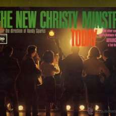 Discos de vinilo: NEW CHRISTIE MINSTRELS EE.UU. LP 33 TODAY RED LABEL 360. Lote 42049923