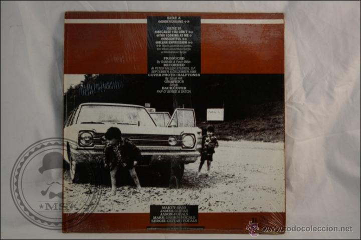 Discos de vinilo: Maxi Single / EP Vinilo - Samiam - Underground - Edita New Red Archives - 1989 - USA - Vinilo Color - Foto 4 - 42053862