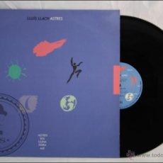 Disques de vinyle: DISCO LP VINILO - LLUÍS LLACH - ASTRES - EDITA CBS - 1986 - ESPAÑA - CATALÁN. Lote 42054997