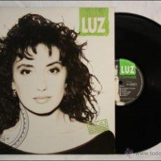 Discos de vinilo: DISCO LP VINILO - LUZ - A CONTRALUZ - EDITA HISPAVOX - 1991 - ESPAÑA - LUZ CASAL. Lote 178638910