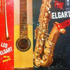 Discos de vinilo: LP ESTADOUNIDENSE DE LES ELGART Y SU ORQUESTA AÑO 1956. Lote 42057454