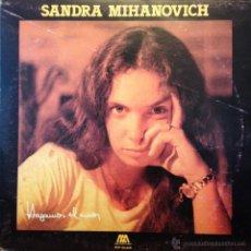 Discos de vinilo: LP DE SANDRA MIHANOVICH AÑO 1983 EDICIÓN ARGENTINA. Lote 42062255