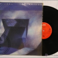Discos de vinilo: DISCO LP VINILO - BILLY JOEL - THE BRIDGE - EDITA CBS - 1986 - ESPAÑA. Lote 42066566