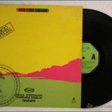 Discos de vinilo: DISCO LP VINILO - LLUIS LLACH - VIAJE A ITACA - EDITA MOVIEPLAY / CAJA D'ESTALVIS - 1976 - ESPAÑA. Lote 42066650
