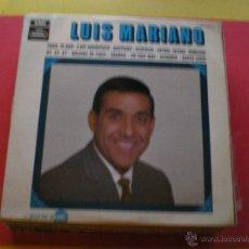 Discos de vinilo: LUIS MARIANO, PARIS TE AMO, EDICION DE 1969 DE ESPAÑA LP PEPETO. Lote 42070121