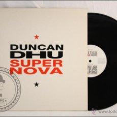 Discos de vinilo: DISCO LP VINILO - DUNCAN DHU - SUPER NOVA - EDITA GASA - 1991 - ESPAÑA. Lote 42072527