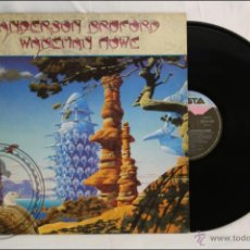 Discos de vinilo: DISCO LP VINILO - ANDERSON, BRUFORD, WAKEMAN, HOWE - EDITA ARISTA / BMG ARIOLA - 1989 - ESPAÑA - YES. Lote 42072790