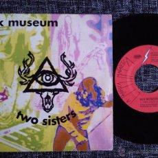 Discos de vinilo: SEX MUSEUM. TWO SISTERS. SINGLE PROMO LA FÁBRICA MAGNÉTICA 91PFM33A. ESPAÑA 1991. LIAR. MADRID.. Lote 42082356