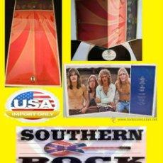 Discos de vinilo: JO JO GUNNE 1972 - 1º LP !! ORIG EDIT USA, KILLER BOOGIE-SUREÑO, SUPER DOBLE CARPETA, TODO IMPECABLE. Lote 42060771