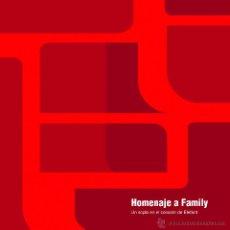 Discos de vinilo: LP HOMENAJE A FAMILY UN SOPLO EN EL CORAZON LA CASA AZUL NOSOTRASH ASTRUD VINILO. Lote 59489419
