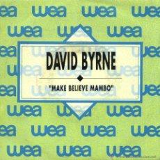 Discos de vinilo - David Byrne - Make believe mambo - 42087883