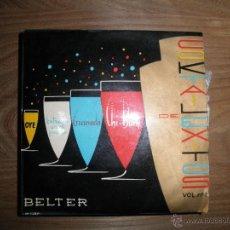 Discos de vinilo: COCKTAIL DE EXITOS. VOL. 1. CHI-BUM, OYE,GRANADA,EXTRAÑO EN EL PARAISO. BELTER. Lote 44178059