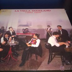Discos de vinilo: LA VELLA DIXIELAND + MANEL JOSEPH. Lote 42115140