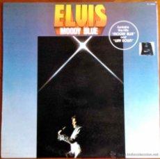 Discos de vinilo: ELVIS PRESLEY - ELVIS MOODY BLUE - LP ESPAÑA. Lote 42133410