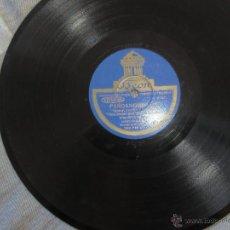 Discos de vinilo: DISCO DE PIZARRA ROSARITO GARCIA. Lote 42135618