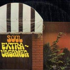 Discos de vinilo: SOUL EXTRA-VAGANZA : IDEM (LP, MOVIEPLAY, 1969). Lote 42138756
