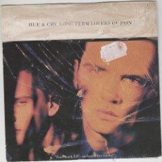 Discos de vinilo: HUE & CRY - LONG TERM LOWERS OF PAIN (VER COMPL, EDITOR CIRCA RECORDS EN ESTADOS UNIDOS EN 1991 . Lote 42140244