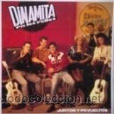 Discos de vinilo: DINAMITA PA LOS POLLOS JUNTOS Y REVUELTOS (GASA 1992). Lote 42141663