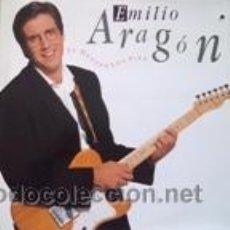 Discos de vinilo: EMILIO ARAGON TE HUELEN LOS PIES (SONY 1991). Lote 42142177