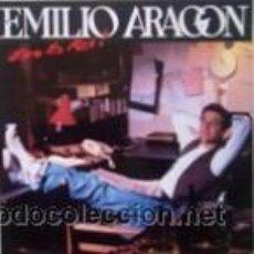 Discos de vinilo: EMILIO ARAGON ESO ES ASÍ (CBS 1992). Lote 42142221