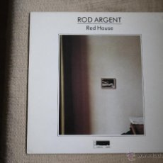 Discos de vinilo: ROD ARGENT, RED HOUSE, EMI RECORDS, 1988, MADE IN UK, LP. Lote 42142699
