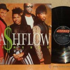 Discos de vinilo: CASHFLOW. BIG MONEY. LP / MERCURY / 1988. CALIDAD LUJO. ****/****. Lote 42157957