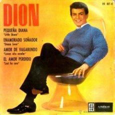 Discos de vinilo: DION PEQUEÑA DIANA. Lote 42195977