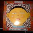 Discos de vinilo: ANCHA ES CASTILLA - CONFUCIO . Lote 42197585