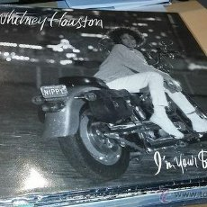 Discos de vinilo: WITHNEY HOUSTON - I'M YOUR BABY TONIGHT. Lote 42199544