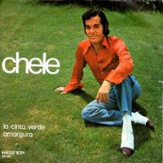 Discos de vinilo: CHELE LA CINTA VERDE. Lote 42206274