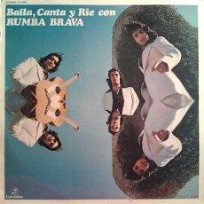 Disques de vinyle: RUMBA BRAVA - BAILA, CANTA Y RIE CON RUMBA BRAVA (ACID RUMBA) 1976 COLUMBIA. Lote 42218480