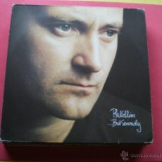 Discos de vinilo: PHIL COLLINS 1989 ...BUT SERIOUSLY LP + ENCARTE ORIGINAL WEA. Lote 42220046