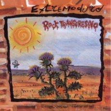 Discos de vinilo: LP EXTREMODURO ROCK TRANSGRESIVO VINILO+CD. Lote 239422700