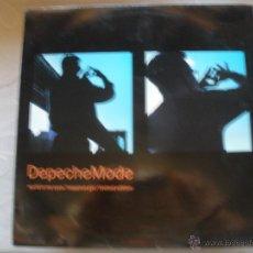 Discos de vinilo: DEPECHE MODE - WORLD IN MY EYES - HAPPIEST GIRI - EDICION LIMITADA. Lote 42225615